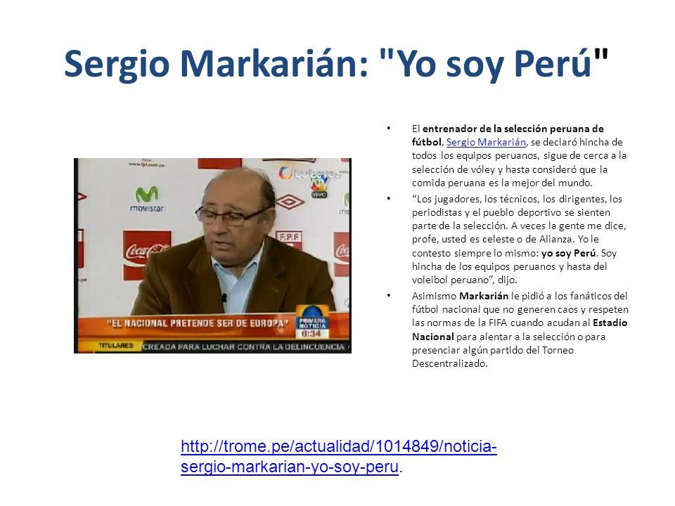 Sergio Markarián:
