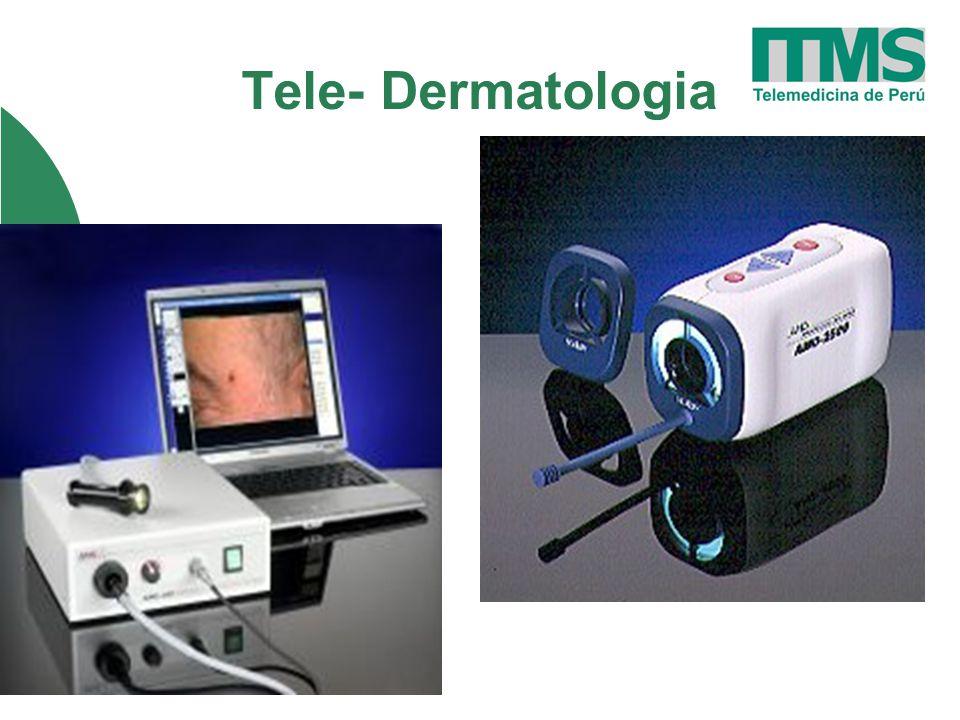 Tele- Dermatologia