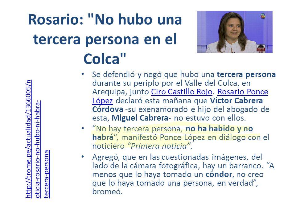 Rosario: