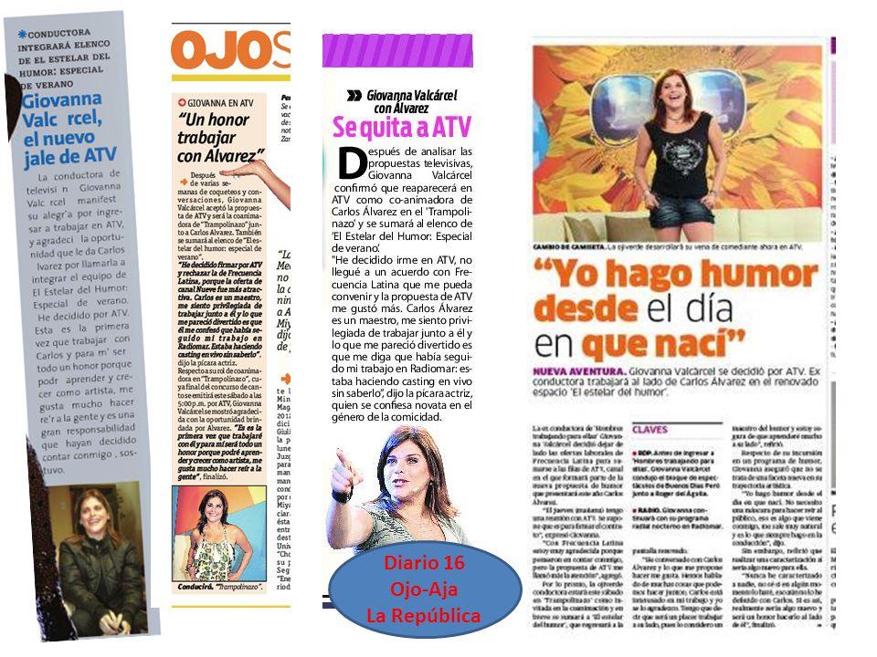 Diario 16 Ojo-Aja La República