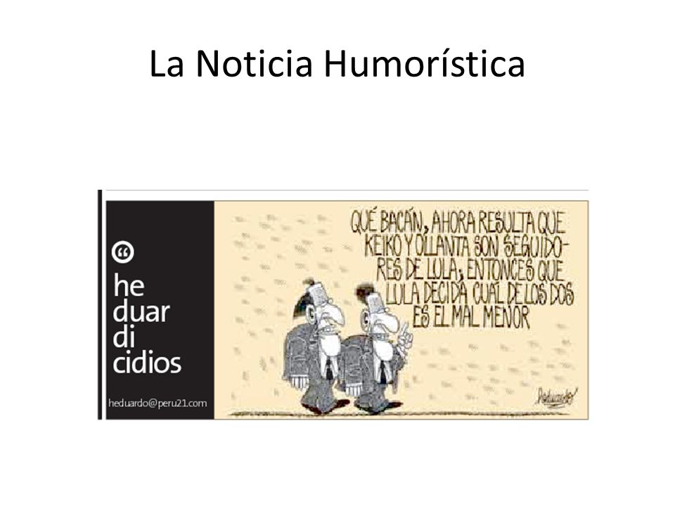 La Noticia Humorística