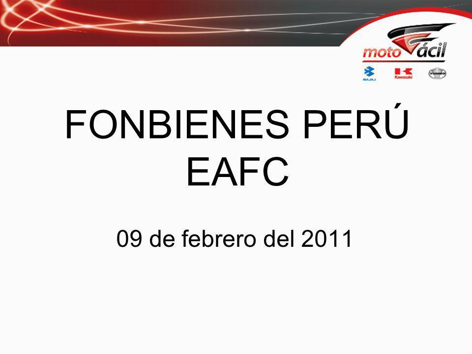 FONBIENES PERÚ EAFC 09 de febrero del 2011
