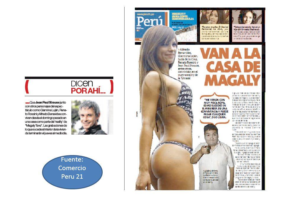 Fuente: Comercio Peru 21