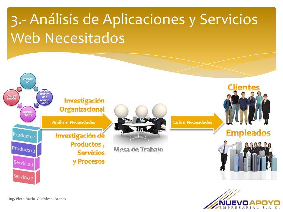 4.- Implementación de Plataforma y Cuentas de Correo Ing.
