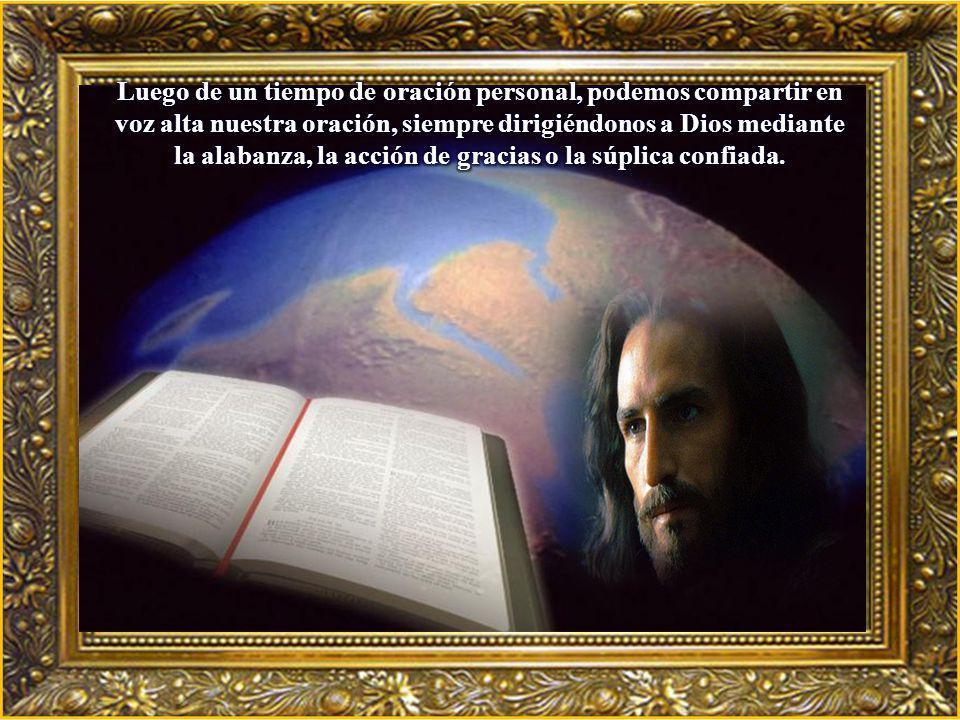 ¿Qué le digo al Señor motivado por su Palabra?