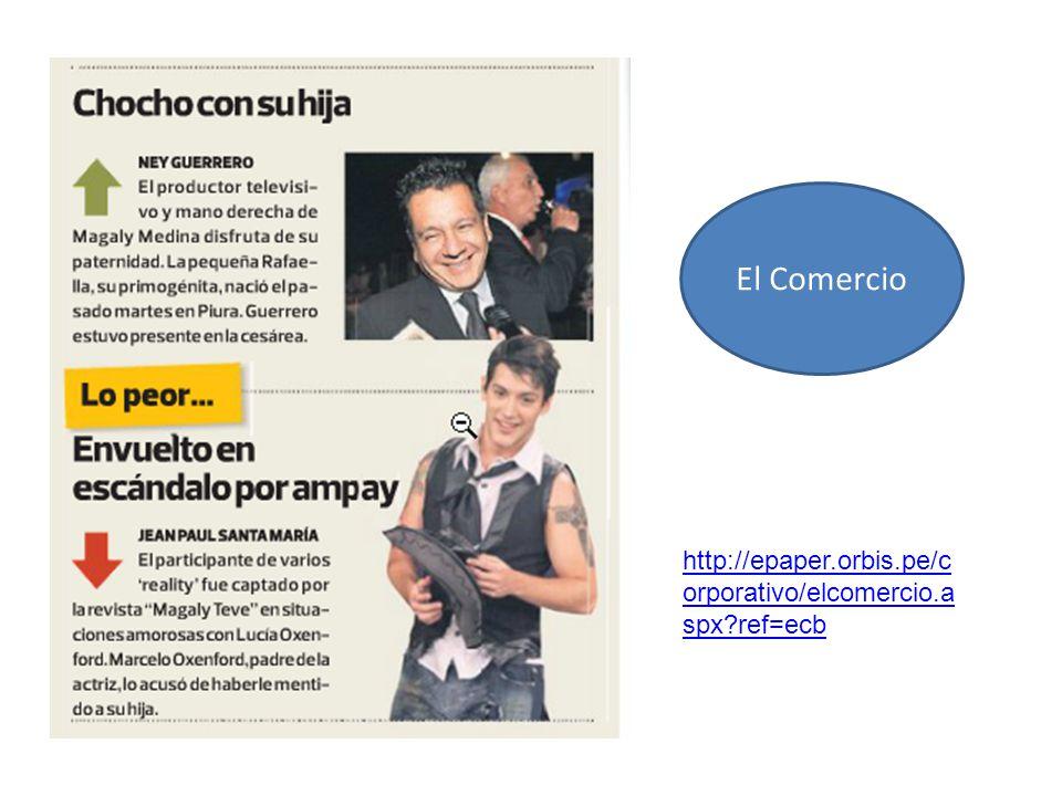 http://epaper.orbis.pe/c orporativo/elcomercio.a spx?ref=ecb El Comercio