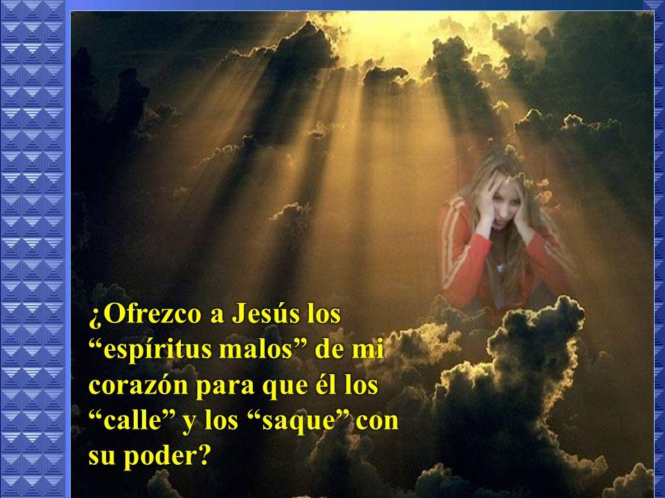 ¿Cómo se expresa en mi vida que Jesús es el único Señor? ¿Acepto sus enseñanzas en mi vida?