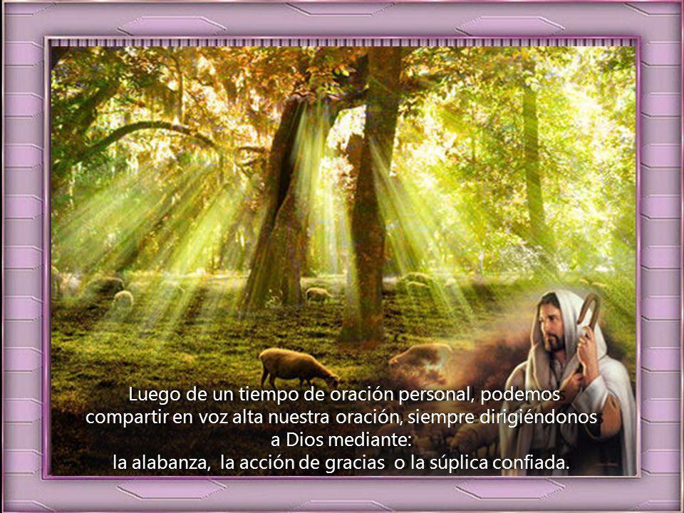 Preparar el camino al Señor es un trabajo arduo, pero con nuestro esfuerzo no basta para que su salvación llegue.