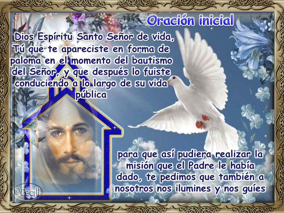 Mt 3: 13-17 13 En aquel tiempo, Jesús fue de Galilea al Jordán y se presentó a Juan para que lo bautizara.
