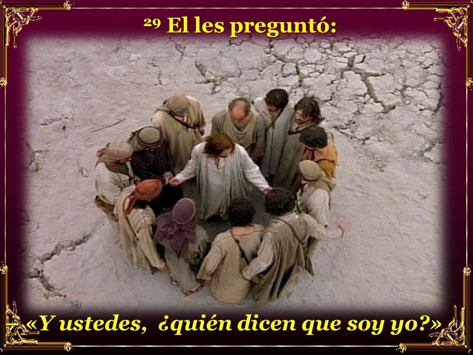 28 Ellos contestaron: –Unos, Juan el Bautista; otros, Elías; y otros, uno de los profetas.