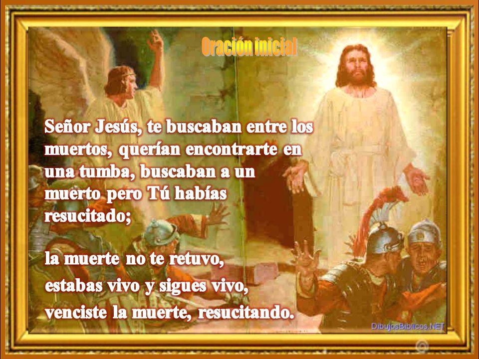 Este es el día en que actuó el Señor: sea nuestra alegría y nuestro gozo.