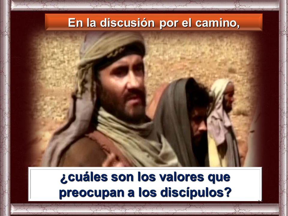 Preguntas para la lectura: ¿qué aspectos subraya Jesús claramente? ¿qué aspectos subraya Jesús claramente? En este nuevo anuncio de la pasión, 16