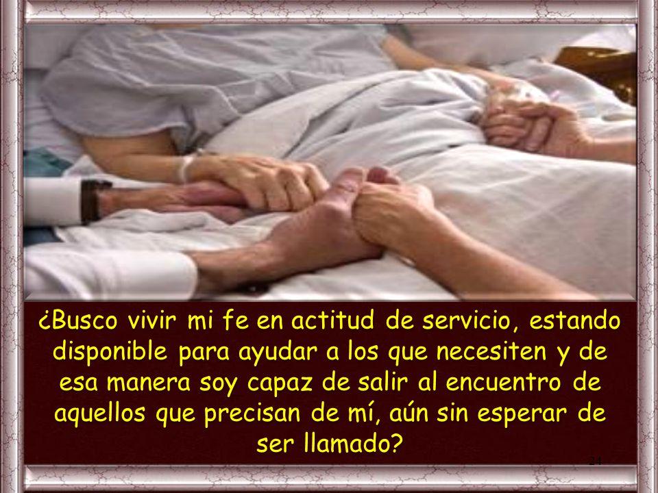 ¿A qué pequeños concretamente acojo, recibo, en el nombre de Jesús? ¿A qué pequeños concretamente acojo, recibo, en el nombre de Jesús? 23