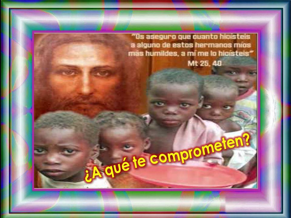Pónganse en camino...hagan discípulos a todos los pueblos...