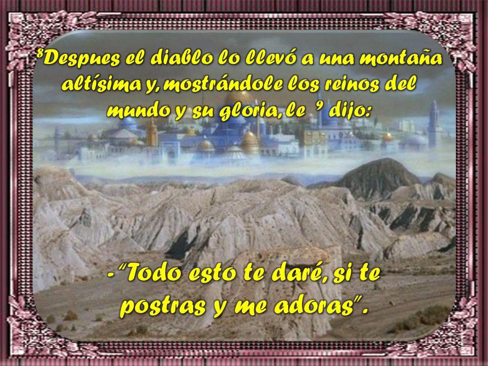 7 Jesús le dijo: