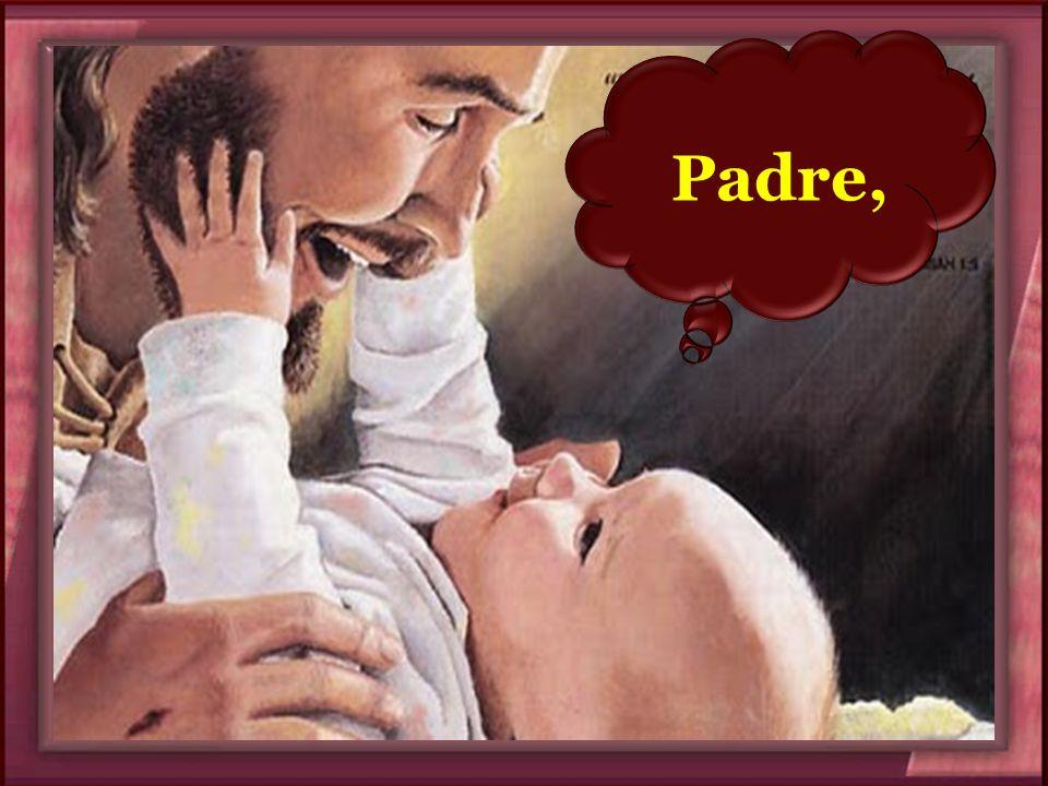 Cuando terminó, uno de sus discípulos le dijo: Señor, enséñanos a orar, como Juan enseñó a sus discípulos.