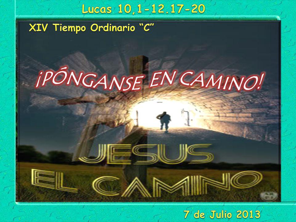 Lucas 10, 1-12, 17-20 En aquel Tiempo, designó el Señor otros setenta y dos y los envió por delante, de dos en dos, a todos los pueblos y lugares adonde pensaba ir él.