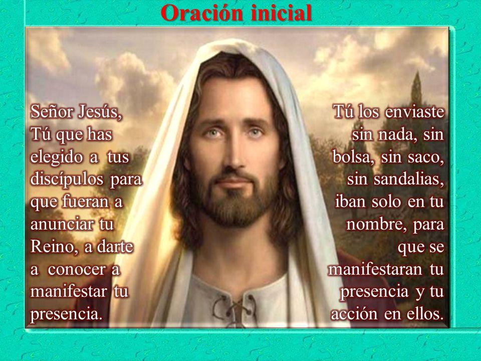 El envío de los 72 discípulos es el prototipo y la inspiración de la misión de toda la Iglesia. El envío de los 72 discípulos es el prototipo y la ins