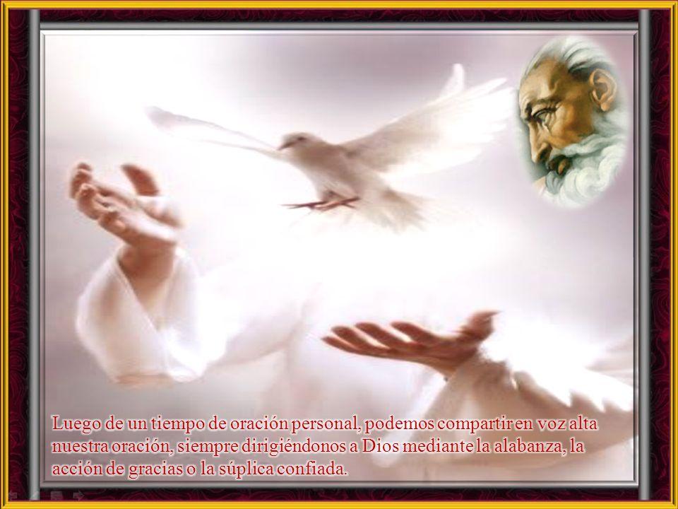 III. ORATIO ¿Qué le digo al Señor motivado por su Palabra? Motivación: