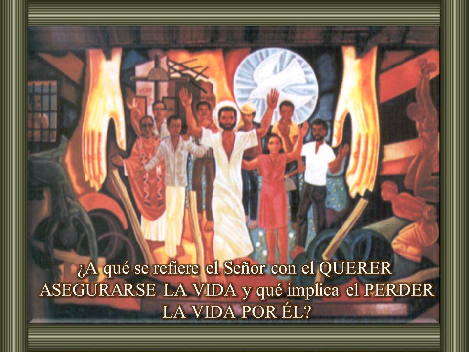 El Señor nos dice que seguirlo implica: …cargar la cruz cada día… (Lc 9,23b) El Señor nos dice que seguirlo implica: …cargar la cruz cada día… (Lc 9,2