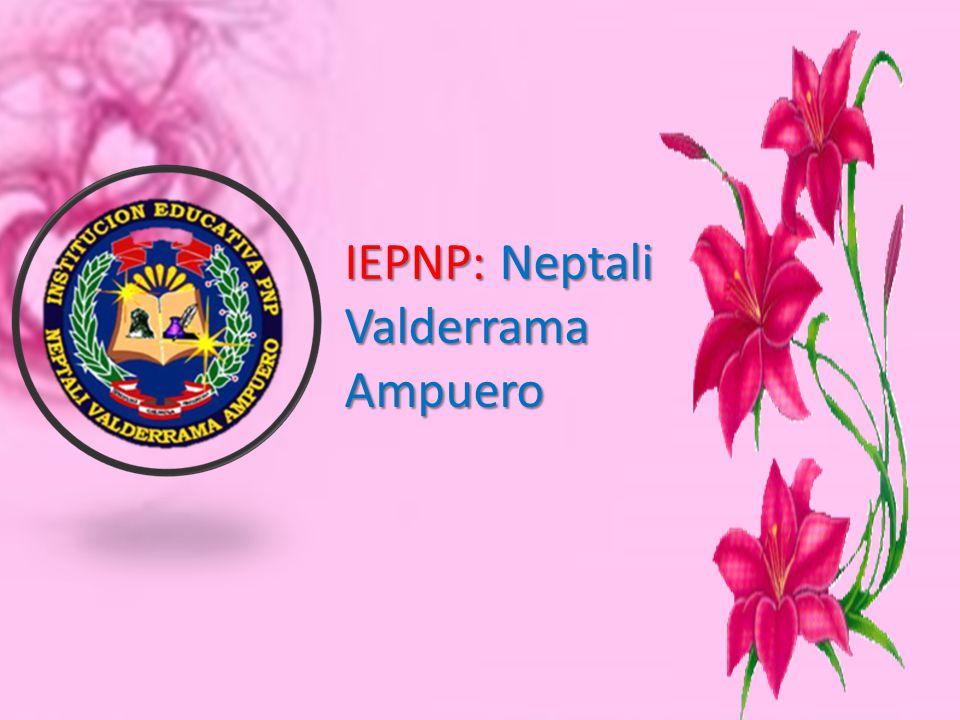 IEPNP: Neptali Valderrama Ampuero