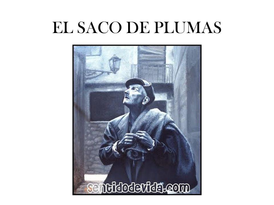 EL SACO DE PLUMAS