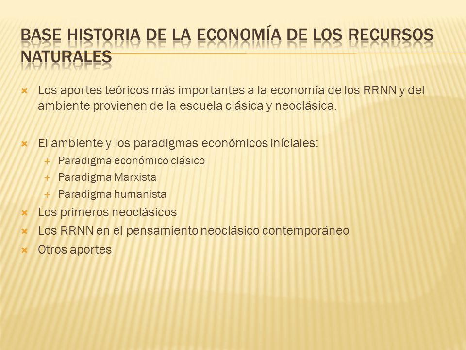 Paradigma económico clásico La política económica clásica da mucha importancia al mercado como impulsador del crecimiento y la innovación.