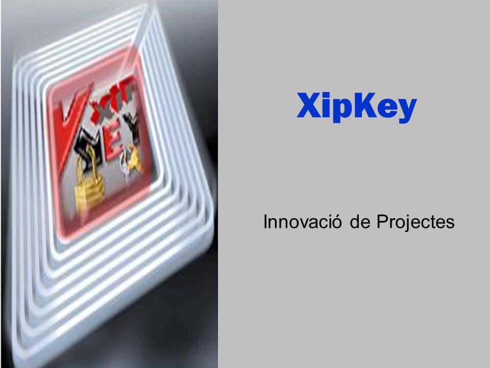 XipKey Innovació de Projectes 1