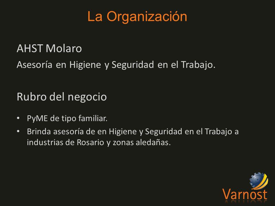 AHST Molaro Asesoría en Higiene y Seguridad en el Trabajo.