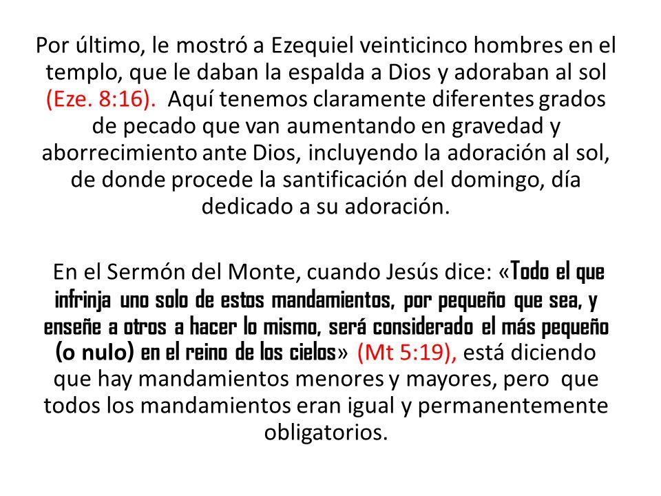 En términos teológicos, recuperamos nuestra «justificación».