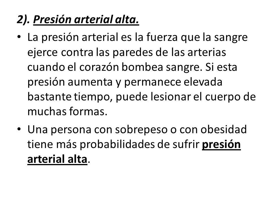 3).Accidente cerebrovascular.