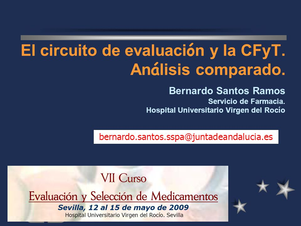 El circuito de evaluaci ó n y la CFyT.An á lisis comparado.