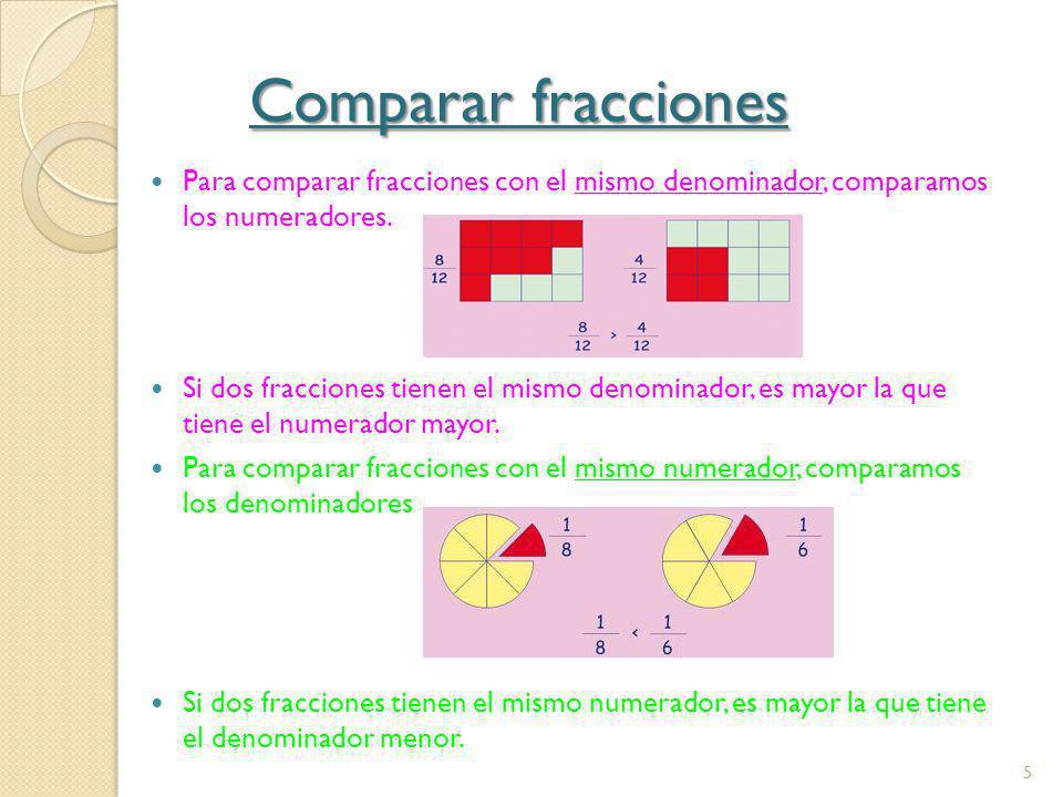 Fracción de una cantidad Para calcular 4/5 de 30 seguimos estos pasos: 1.Dividimos el número entre el denominador de la fracción.