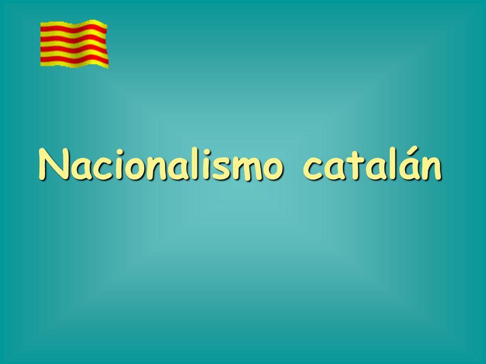 CATALANISMO ANTES DEL 98 Valentín Almirall.