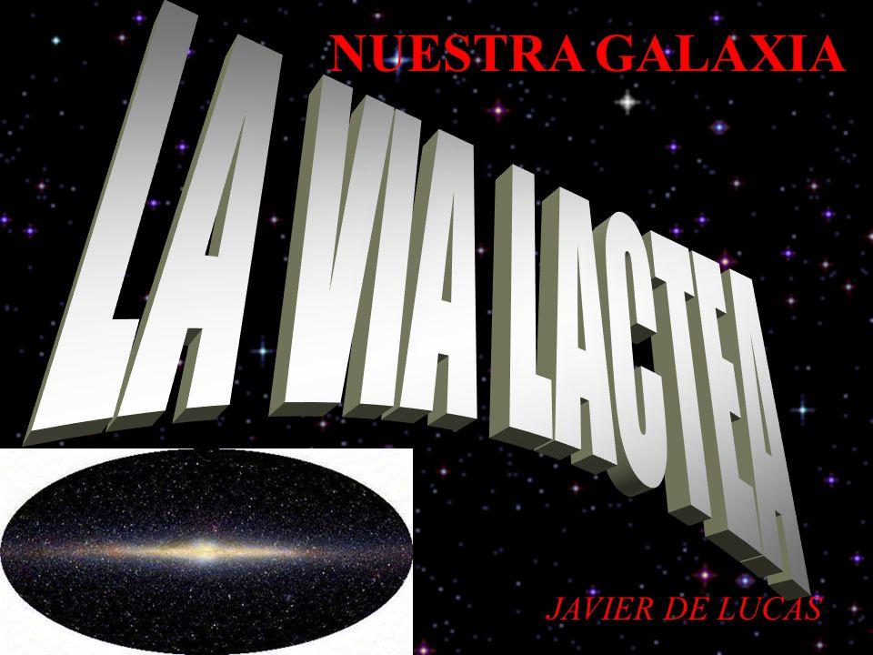NUESTRA GALAXIA JAVIER DE LUCAS