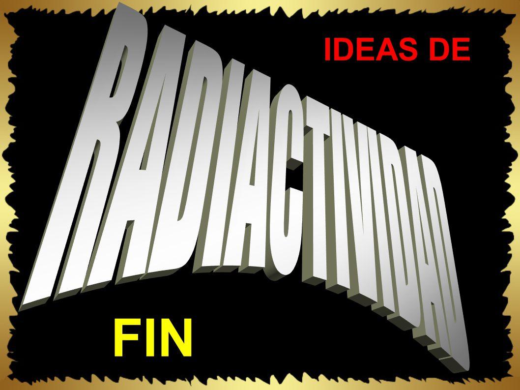 IDEAS DE FIN
