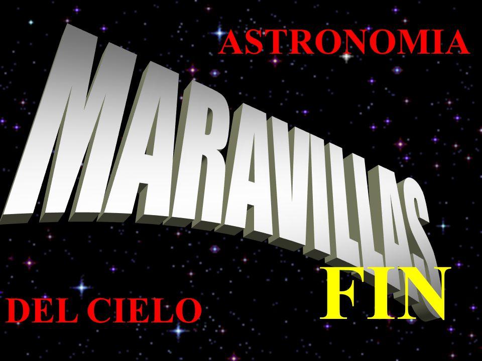 ASTRONOMIA DEL CIELO FIN