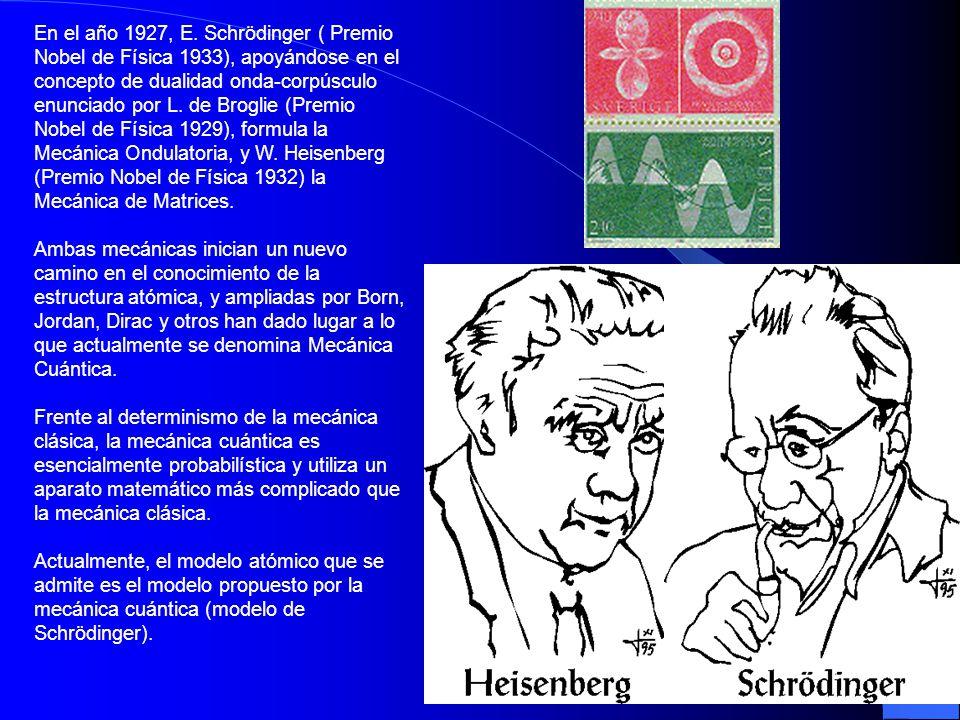 El modelo de Bohr es un modelo unidimensional que utiliza un número cuántico (n) para describir la distribución de electrones en el átomo.