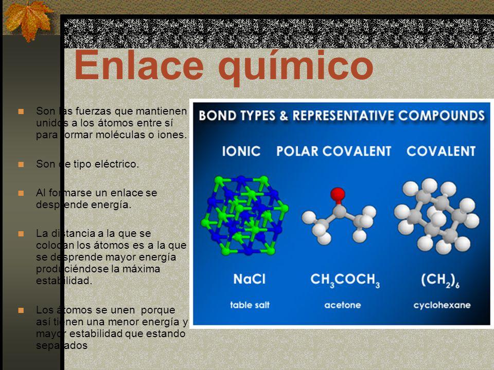 Estabilidad en un átomo Los átomos buscan su máxima estabilidad adoptando un a configuración electrónica similar a la que tienen los gases nobles (1 s 2 o n s 2 p 6 ).