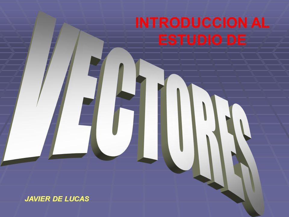VECTORESVectores Definición Representación Operaciones Suma y resta Producto por un escalar Producto escalar Producto vectorial Descomposición