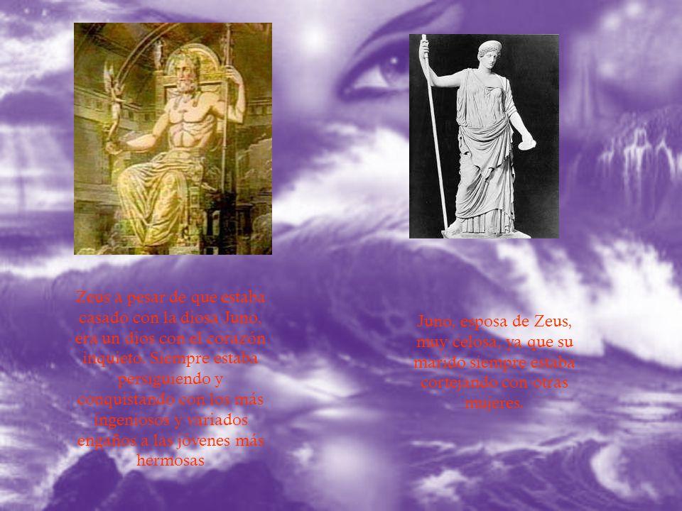 Calisto era una bella ninfa. Como era una fiel seguidora de Diana, la diosa del bosque, Calisto había prometido no amar a ningún hombre. Estaba entreg