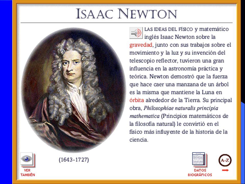 Isaac Newton nació en Woolsthorpe, Lincolnshire, Inglaterra el 4 de Enero de 1643.