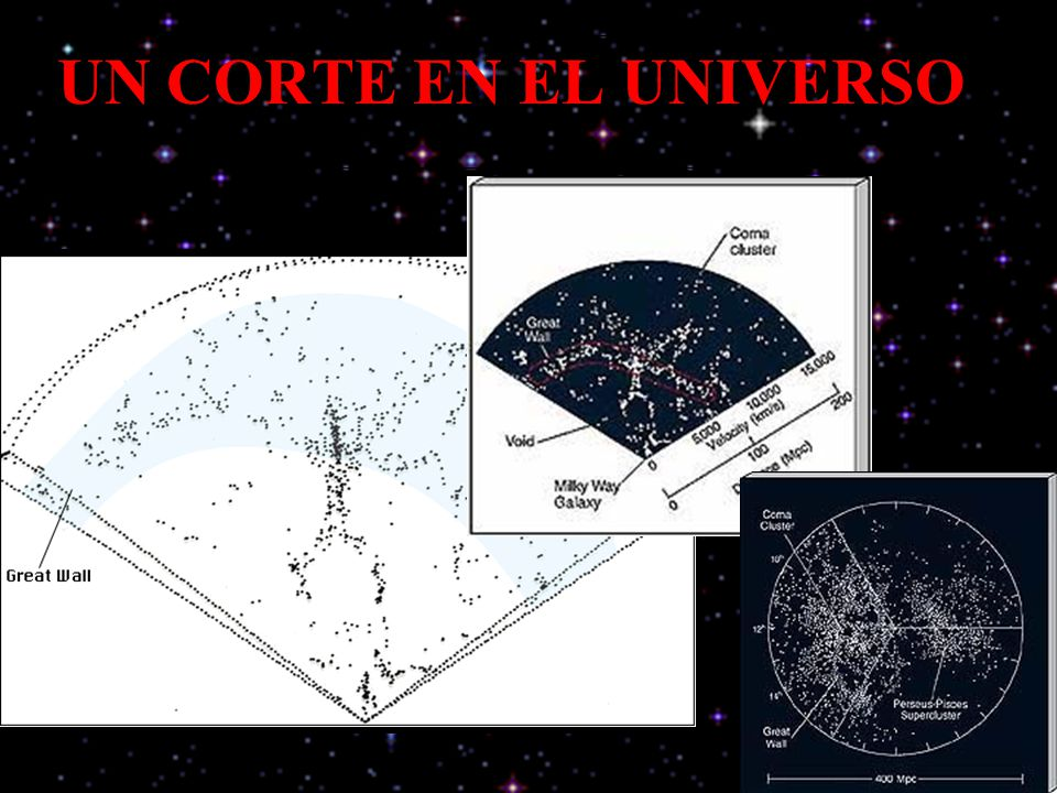 UN CORTE EN EL UNIVERSO