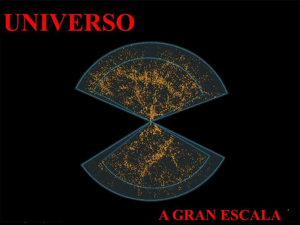 UNIVERSO A GRAN ESCALA