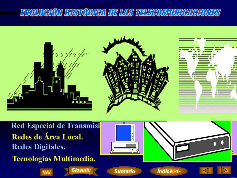 Es la posibilidad de establecer un diálogo a distancia entre equipos informáticos, utilizando como medio de transmisión las redes de Telecomunicaciones.
