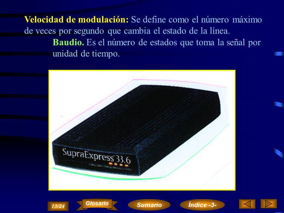 La velocidad de transmisión es la medida del número de unidades (o cantidad) de información por segundo que se transfiere a través del medio o línea d