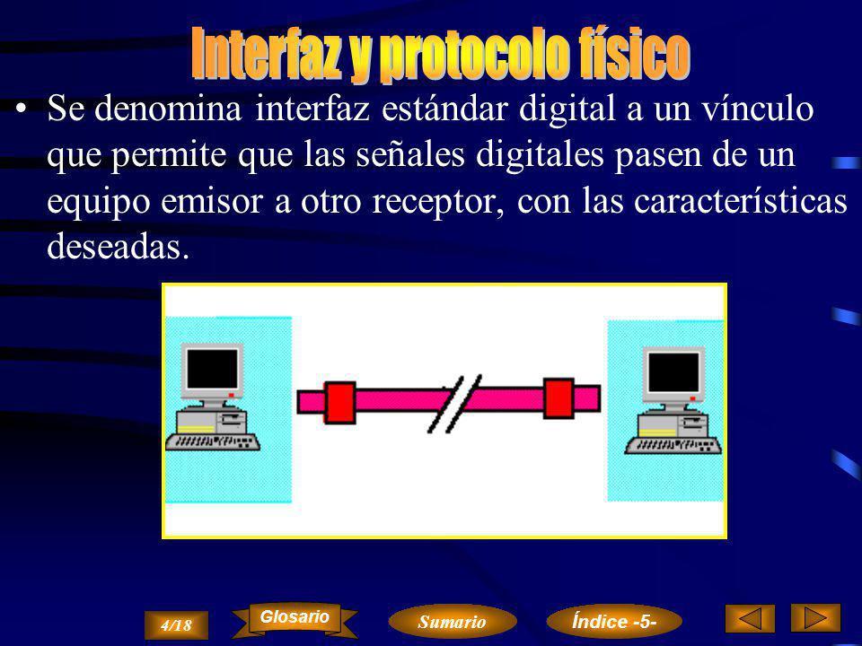 En este nivel se detallan los aspectos: –Mecánicos: Se especifica la configuración de los conectores tanto desde el punto de vista físico (número de p