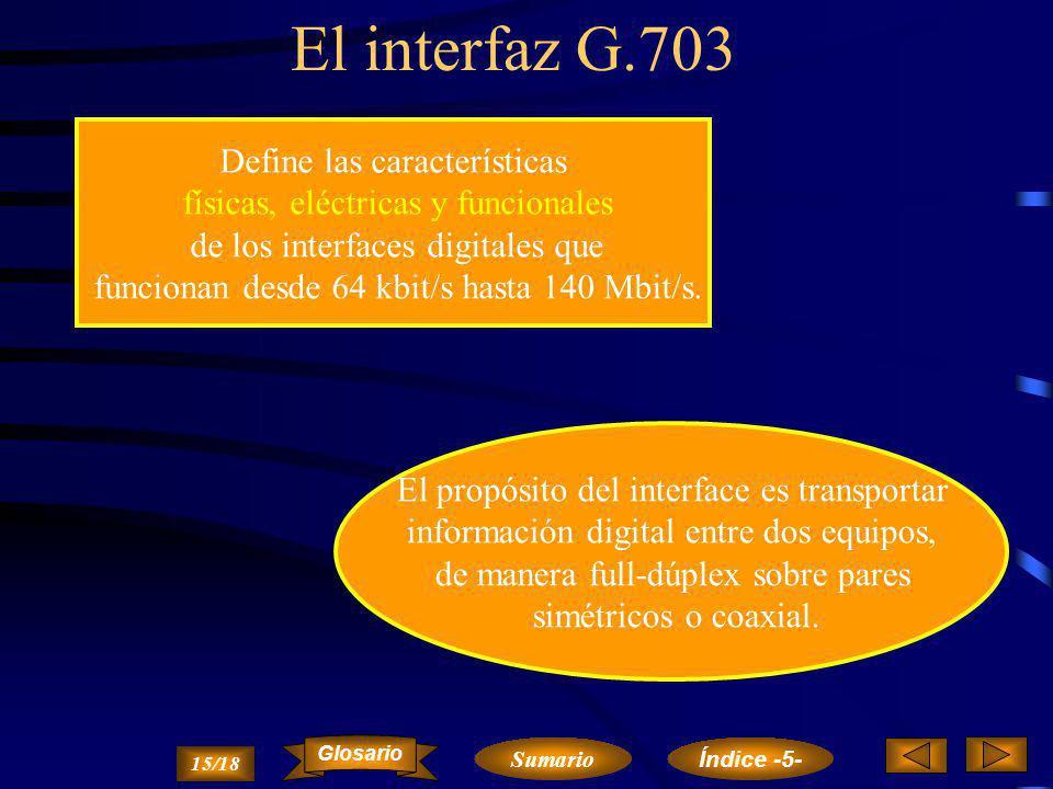 El interfaz X.21-BIS Uso en redes de datos públicas de ETD que están diseñados para servir de interfaz a los módems síncronos de la serie v (similar a