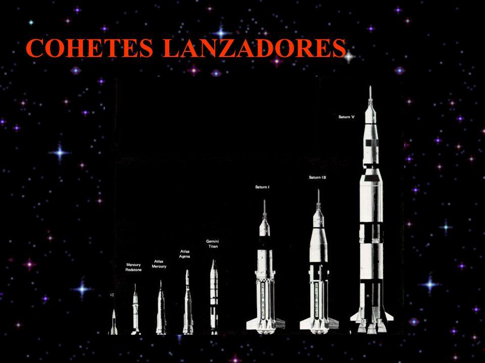 COHETES LANZADORES