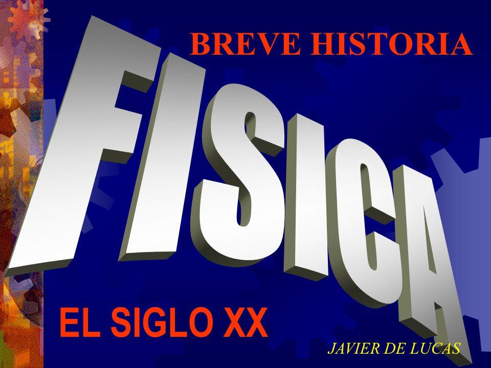 BREVE HISTORIA JAVIER DE LUCAS EL SIGLO XX